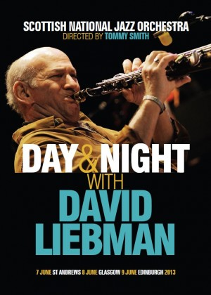 Day & Night with David Liebman - concert programme