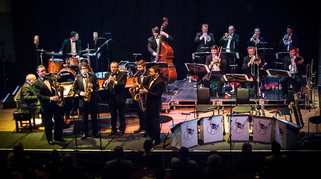 The SNJO plays Duke Ellington