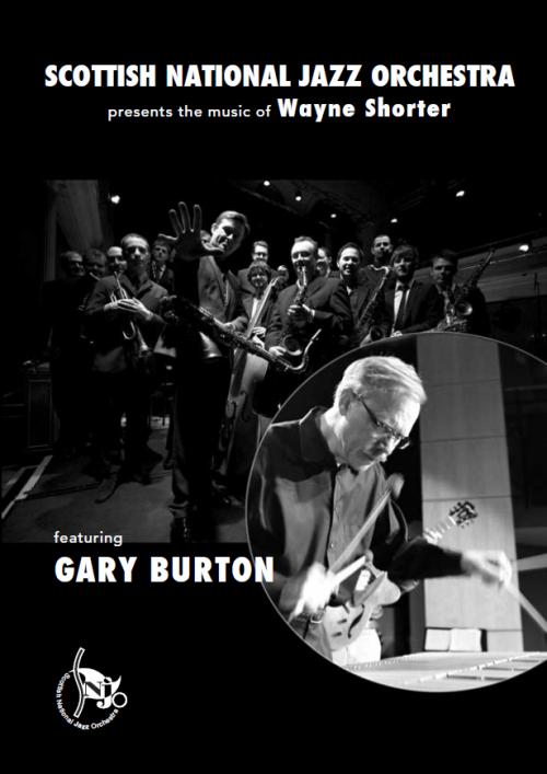The Music of Wayne Shorter feat. Gary Burton