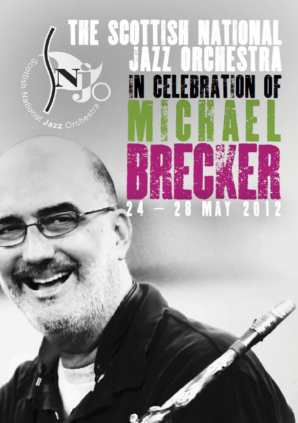SNJO programme Michael Brecker