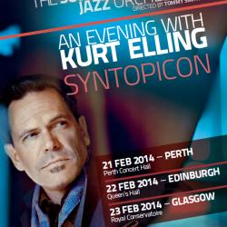 SNJO Kurt Elling programme