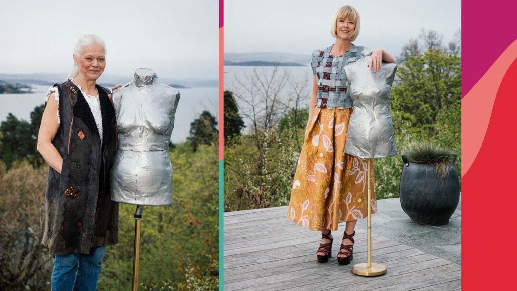 Lær redesign av Marianne Hildeng Vigneau og Connie Riiser Berge på Design By Me
