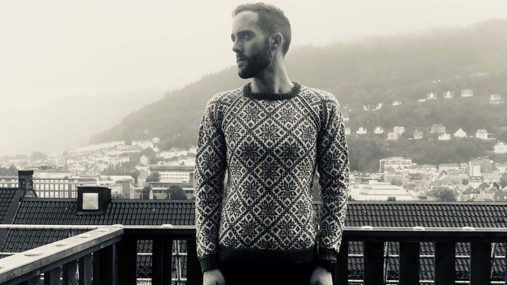 Birger Berge snakker om tradisjonsstrikk på Design By Me