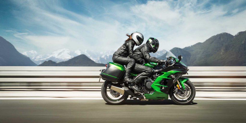 Kawasaki Ninja H2 SX kan prøvekjøres på MC-messens Vårmønstring 2018