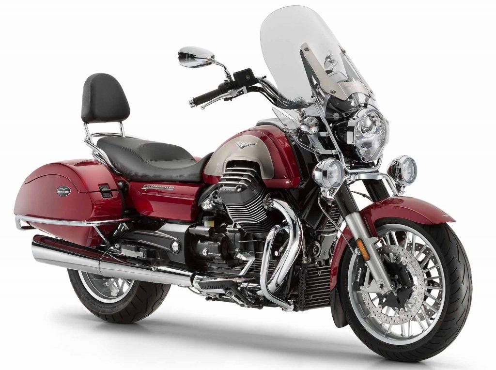 Moto Guzzi California 1400 kan prøvekjøres på MC-messens Vårmønstring 2018