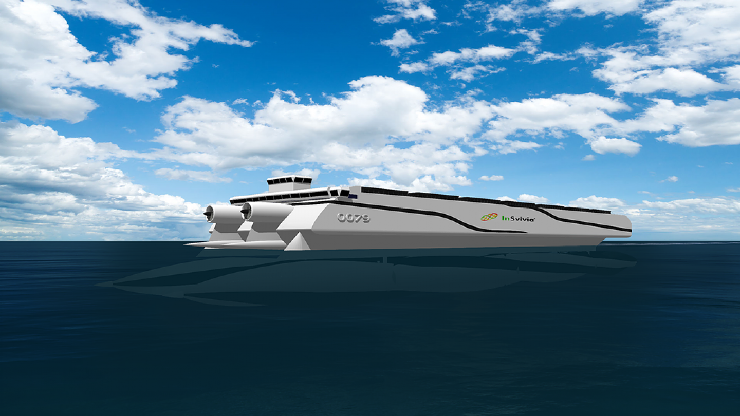 The world's fastest ship design - Nor-Shipping 2021 - 1-4 June
