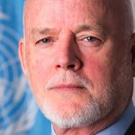 UN Ambassador Peter Thomson issues urgent call for action at Opening Oceans Conference