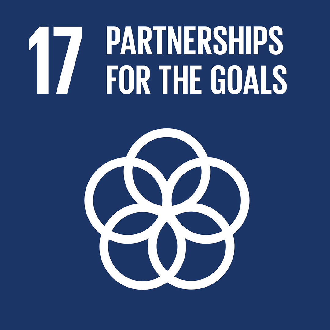 SDG 17 Partnerships for the goals - Nor-Shipping 2021 - 1-4 June