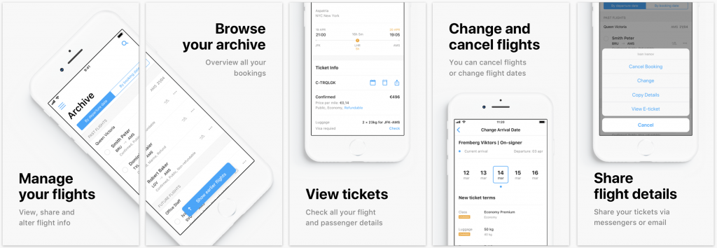 The first marine air-travel app in the world - Nor-Shipping