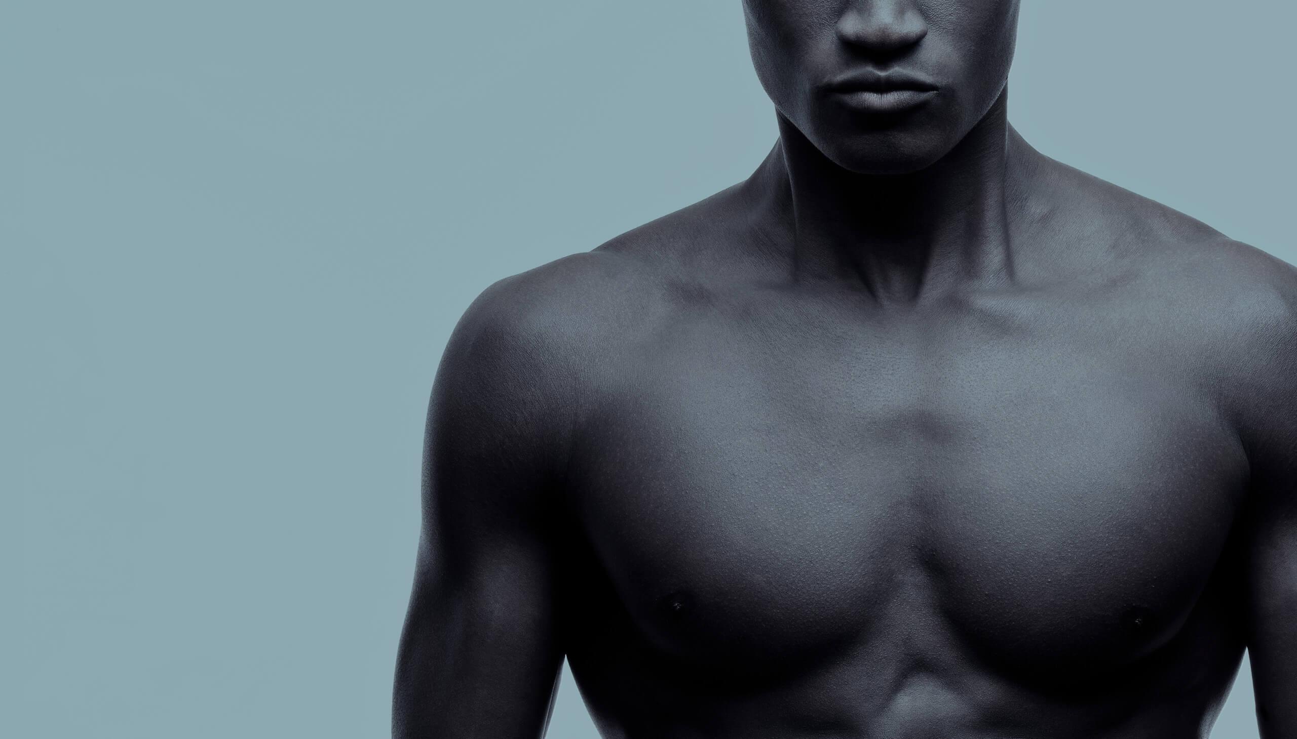 Athletic shoulder