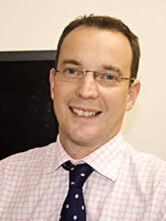 Photo of Dr Graham Robinson