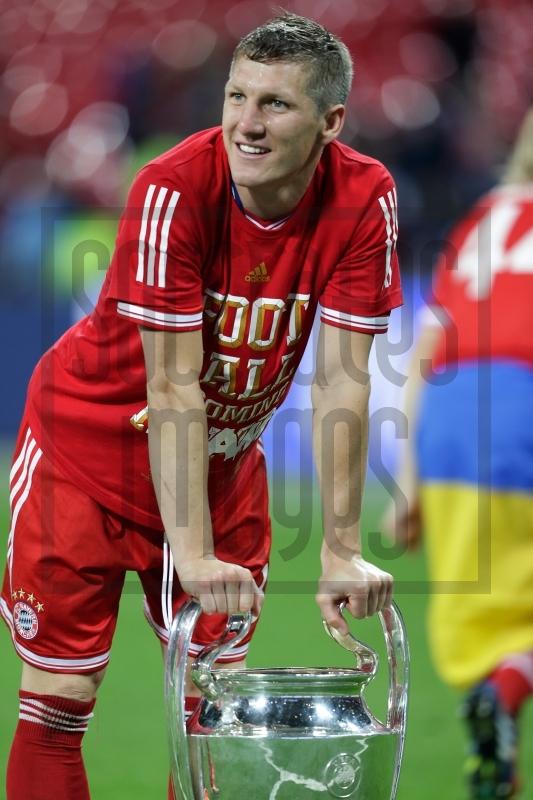 Soccrates Images - Bastian Schweinsteiger of FC Bayern Munchen