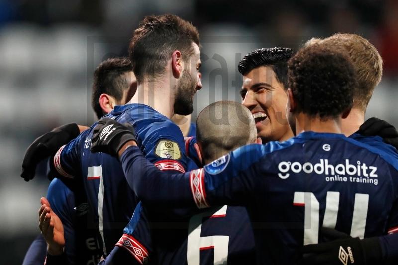 premium selection 7d701 525f8 Soccrates Images - Gaston Pereiro of PSV celebrates 0-4 with ...