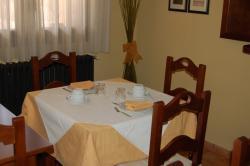 Mesa Servicio Desayuno