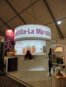 Stand Paradise Honey en la Feria Apícola Internacional
