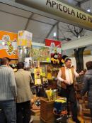 Stand Cerapiel en la Feria Apícola Internacional