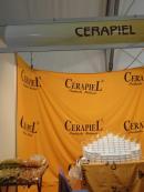 Stand Asapia en la Feria Apícola Internacional