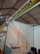 Stand Nueva Alcarria en la Feria Apícola Internacional