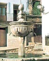 Fotografía de la Fuente de Los Cuatro Caños