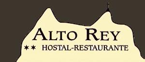 Logotipo Hostal Restaurante Alto Rey