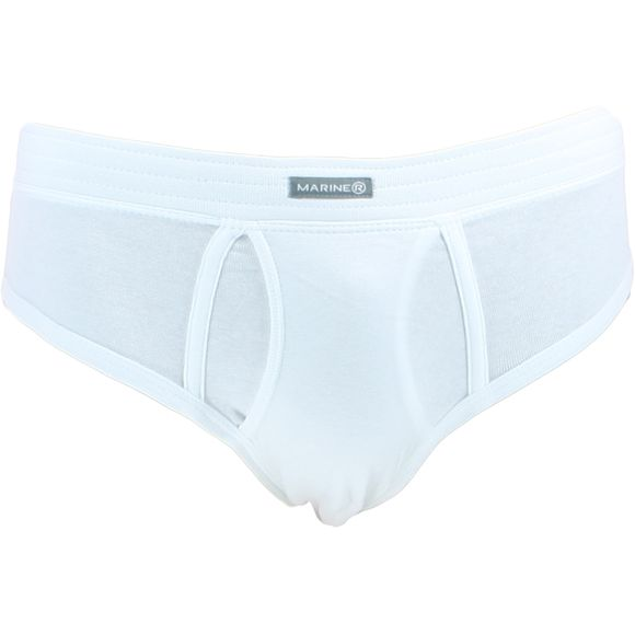 Medium Cut Brief | Briefs - Stretch cotton