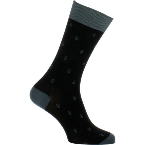 FiBorsali | 1 par de calcetines clásicos - Algodón y poliamida stretch