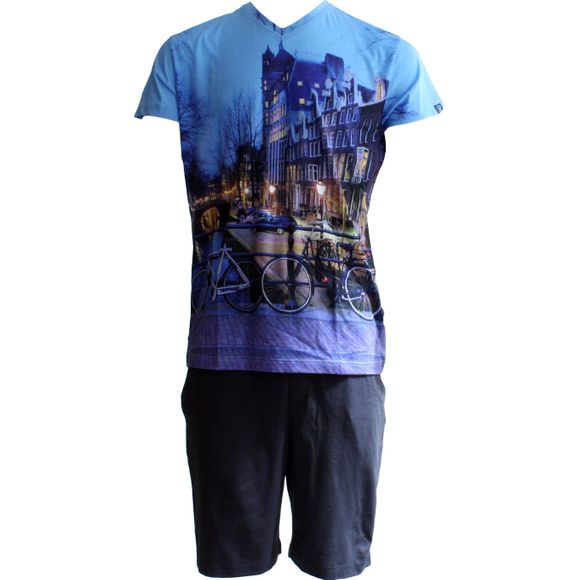 OSCAMSTERD | Pijama entero - 100% algodón