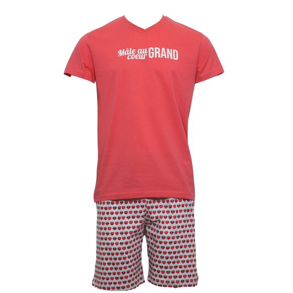 PAU | Pyjama set - 100% cotton