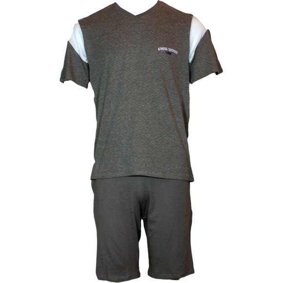 Summer | Pyjama set - Cotton and polyester