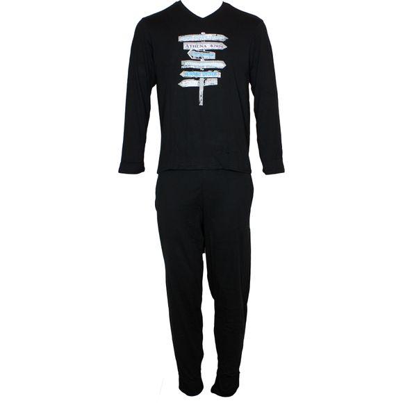 Eco pack | Pijama entero - 100% algodón