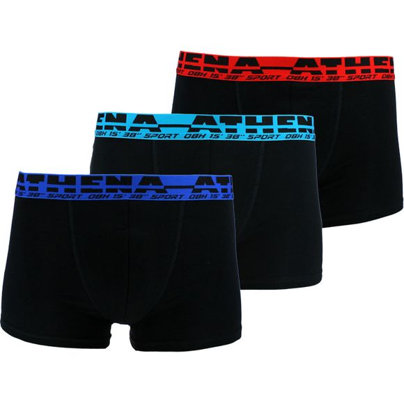 Easy Sport | 3-pack boxer briefs - Stretch cotton