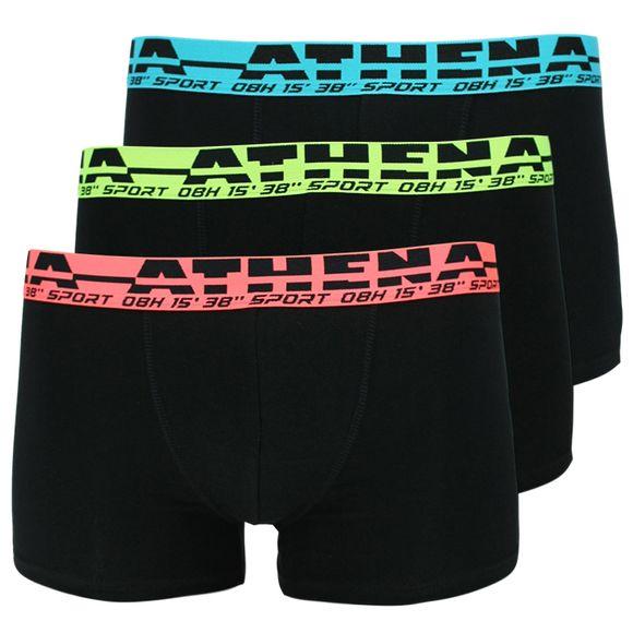 Easy Sport | 3-pack boxer briefs - Stretch cotton