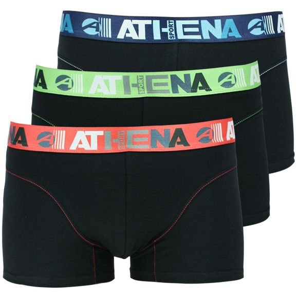 Endurance 24H | 3-pack boxer briefs - Stretch cotton
