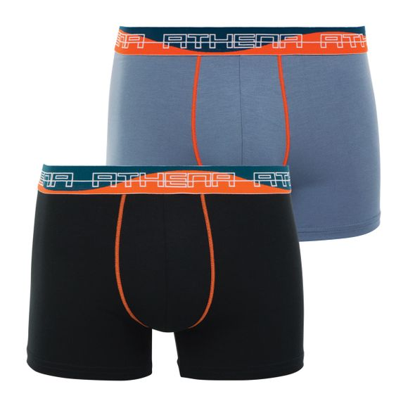 Ultra soft | 2-pack boxer briefs - Modal stretch