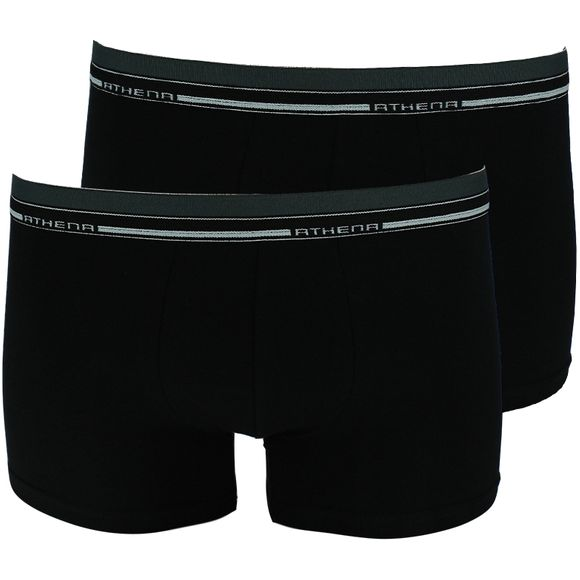 Duo eco | 2-pack boxer briefs - Stretch cotton
