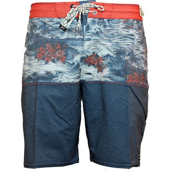 Fifty 50 Lt | Board shorts - Cotton and stretch polyester