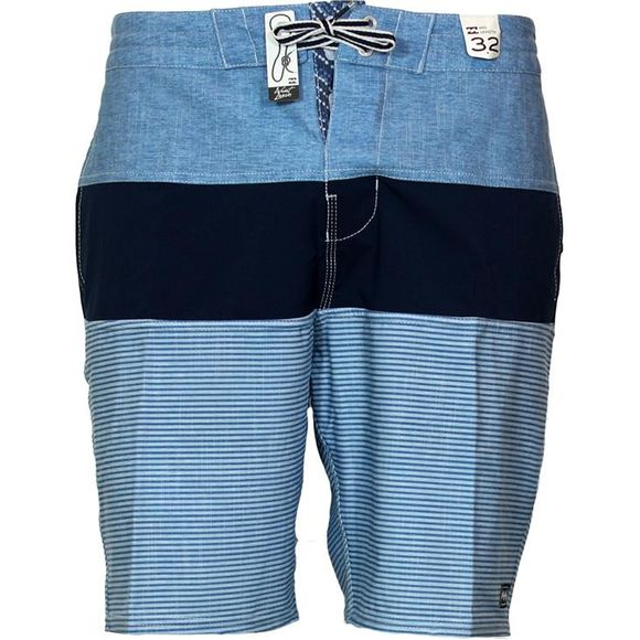 Tribong Lt 18 | Board shorts - Cotton and stretch polyester