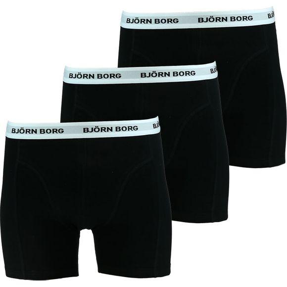 Solids | 3-pack boxer briefs - Stretch cotton