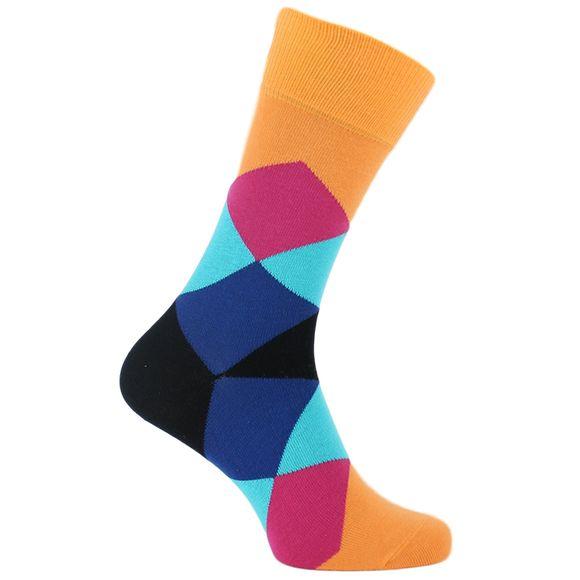 Clyde | 1 par de calcetines clásicos - Algodón y poliamida