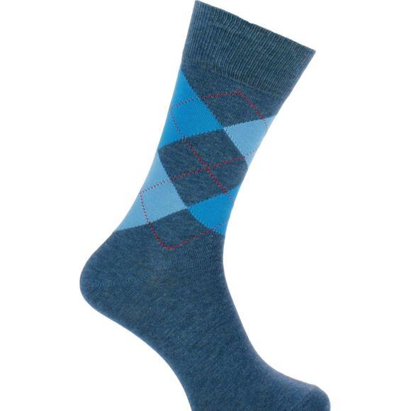 King | 1 par de calcetines clásicos - Algodón y poliamida