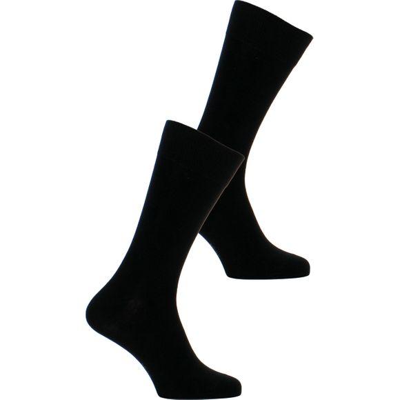 Classique | Lote de 2 pares de calcetines clásicos - Algodón y poliamida stretch