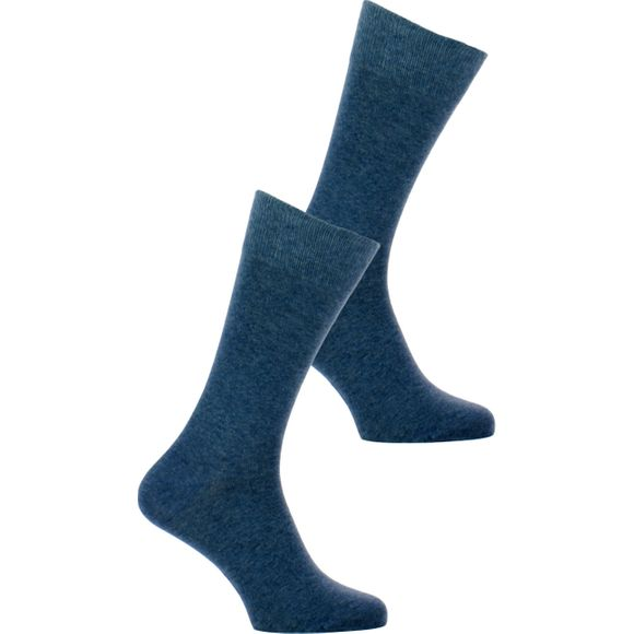Everyday | 2-pack socks - Cotton and stretch polyamide