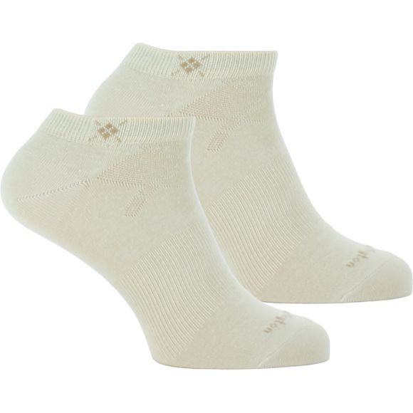 E-day SN | 2-pack ankle socks - Cotton and stretch polyamide
