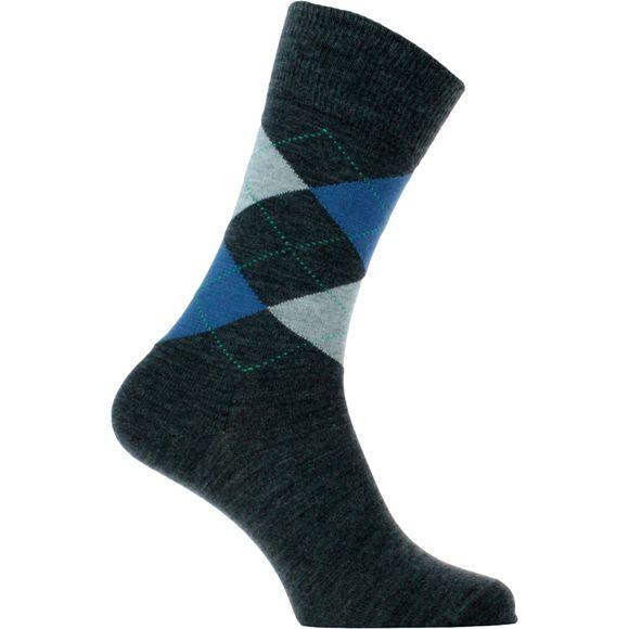Edinburgh SO | 1 par de calcetines clásicos - Lana y poliamida