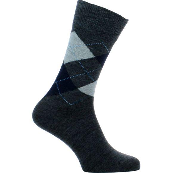 21182 | 1 par de calcetines clásicos - Lana y poliamida