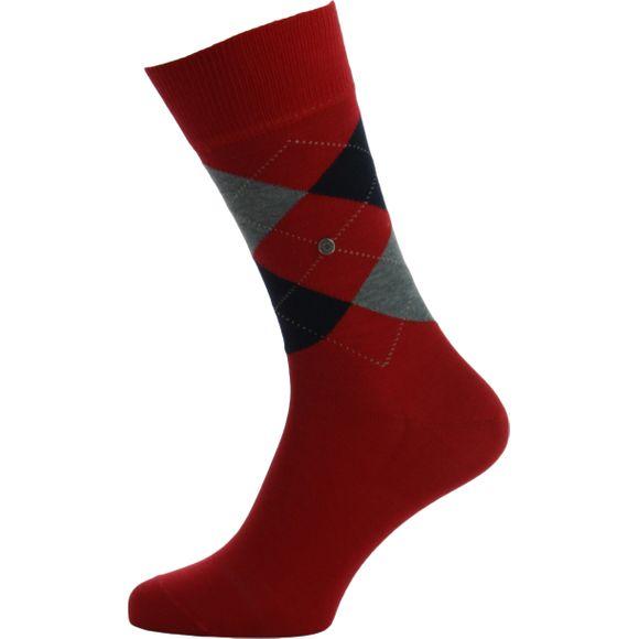 Manchester | 1 par de calcetines cortos - Algodón y poliamida