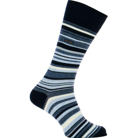 UPC Stripe | 1 par de calcetines clásicos - Algodón, poliéster y poliamida stretch