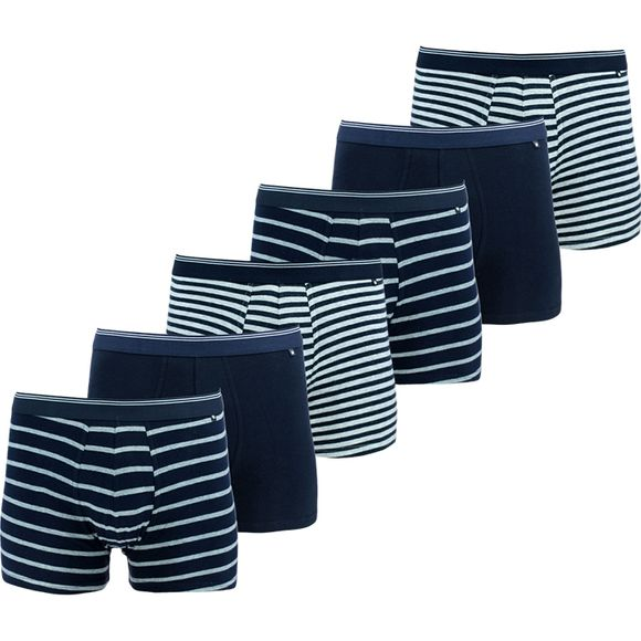 S Pack | 6-pack boxer briefs - Stretch cotton