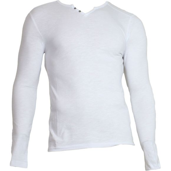 Abelong | Camiseta con mangas largas - 100% algodón