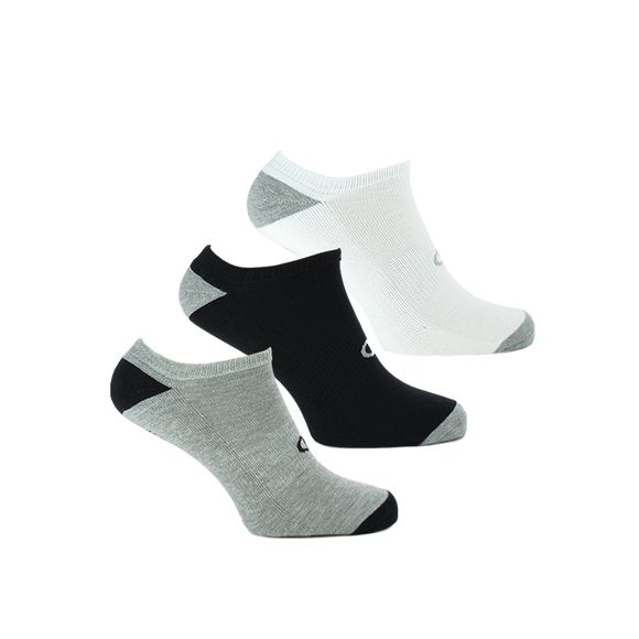Performance | 3-pack ankle socks - Stretch cotton